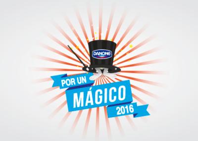Danone - Por un mágico 2016