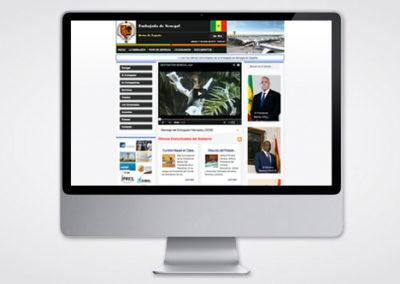 embajadasenegal.com